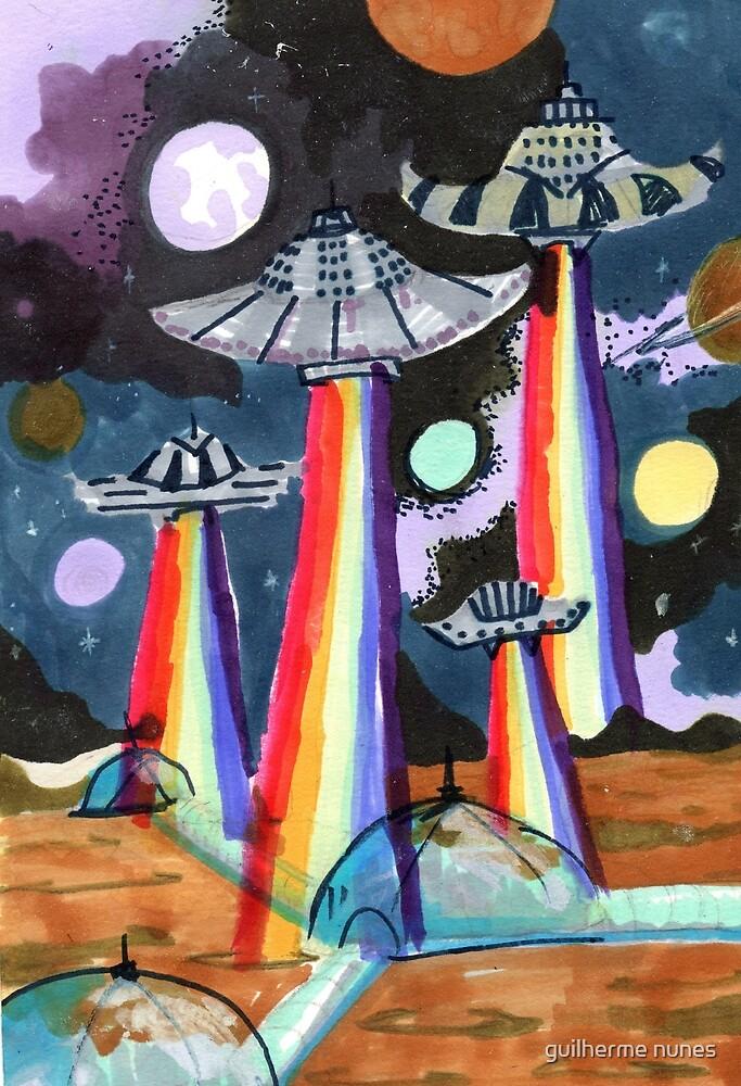 alien rainbow by mantrapop
