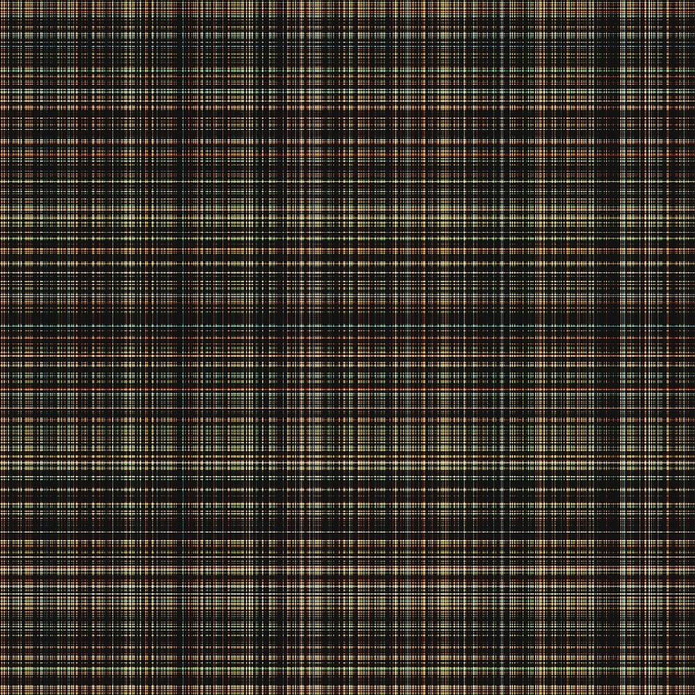 Plaid pattern in brown black yellow by GryThunes