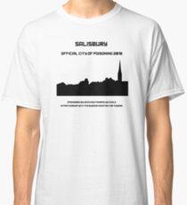 Salisbury city of poisoning. Dark humour Classic T-Shirt