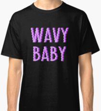 WAVY BABY RIP PEEP Classic T-Shirt
