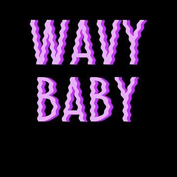 WAVY BABY RIP PEEP by DarkChild