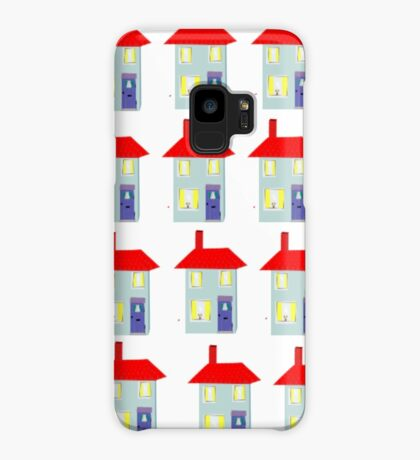 Little House on the Planet ... Case/Skin for Samsung Galaxy