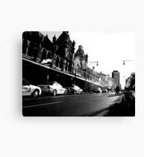 Hindley Street | Adelaide S.A Canvas Print