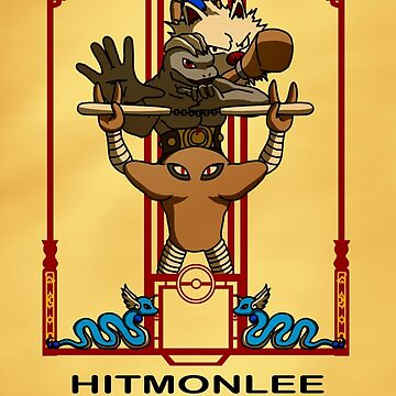 Hitmonlee - Enter the Dragonair by ChronoStar
