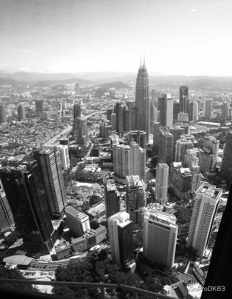 Kuala Lumpur City by GoProDK83