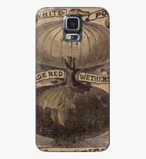 Vintage Illustration of Onions (1899) Case/Skin for Samsung Galaxy