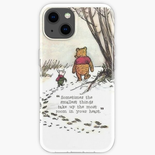 Sometimes the smallest things iPhone Soft Case