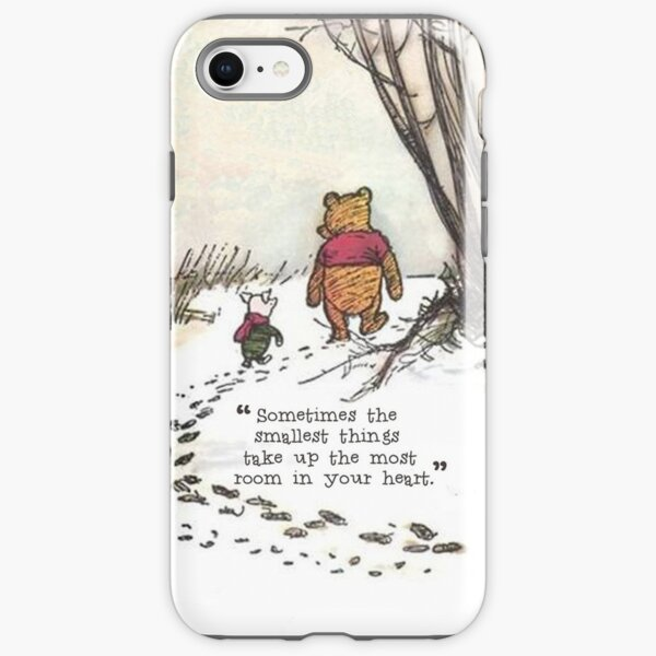 Sometimes the smallest things iPhone Tough Case