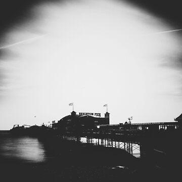 Brighton Pier by iamsla
