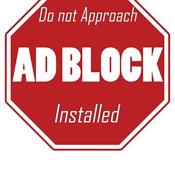 AD Block Installed by BuzStringer