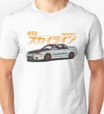 Skyline R32 Slim Fit T-Shirt