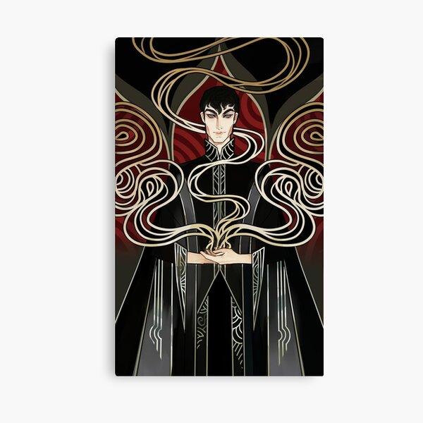 The Darkling Canvas Print
