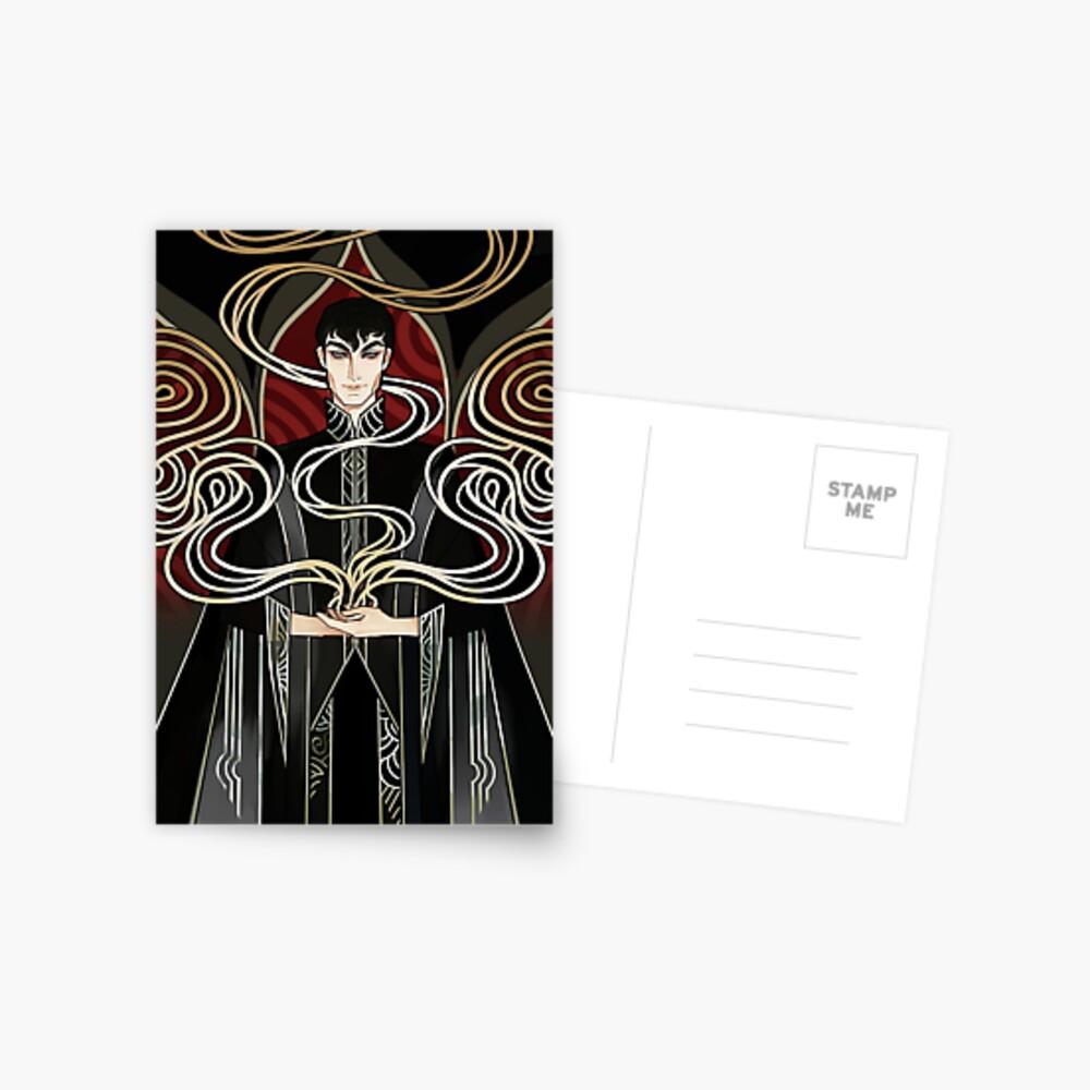 The Darkling Postcard