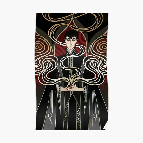 Le Darkling Poster