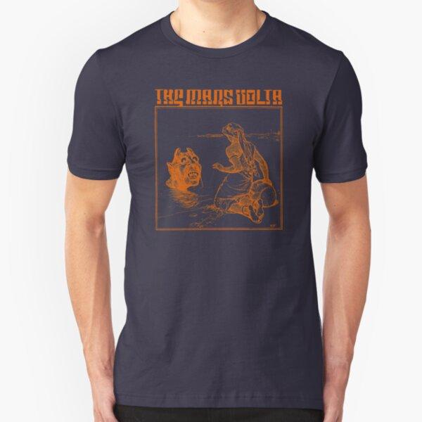 The Mars Volta  Slim Fit T-Shirt