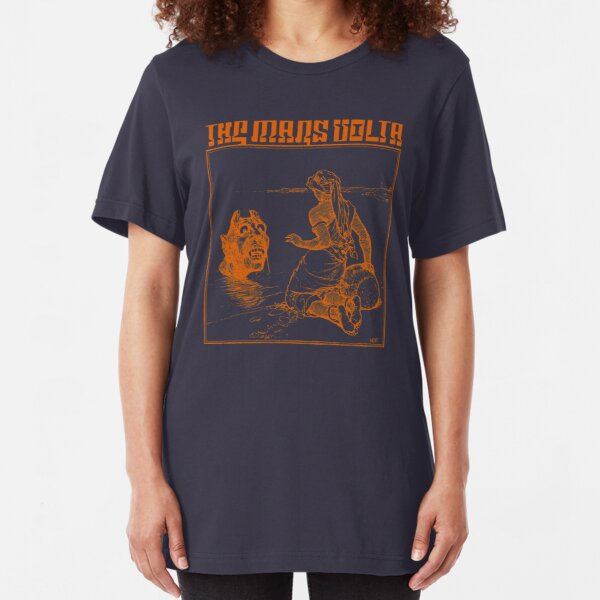 The Mars Volta  Slim Fit T-Shirt