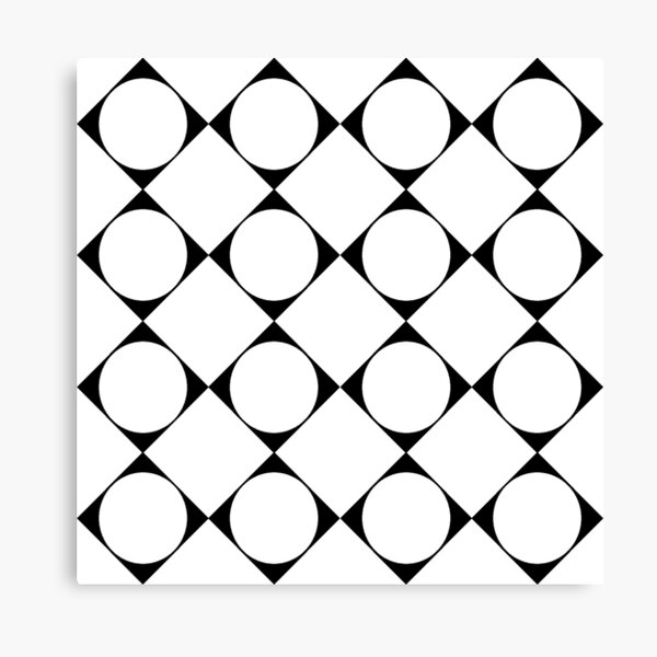 Disposition, tone, structure, framework, composition, frame, texture, scheme Canvas Print