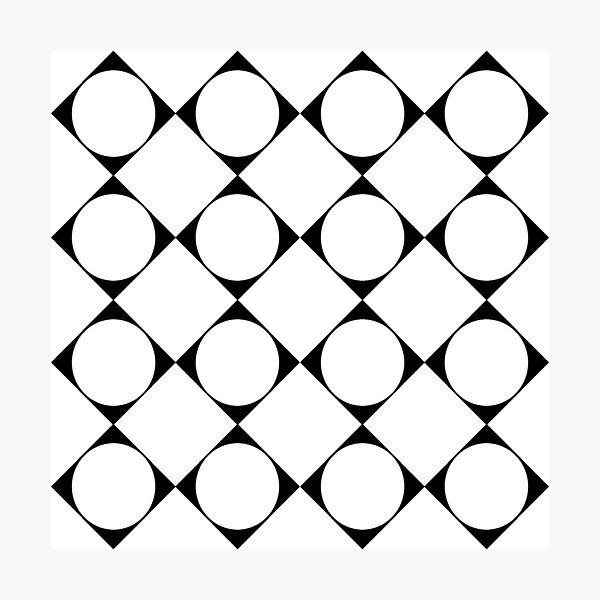 Disposition, tone, structure, framework, composition, frame, texture, scheme Photographic Print