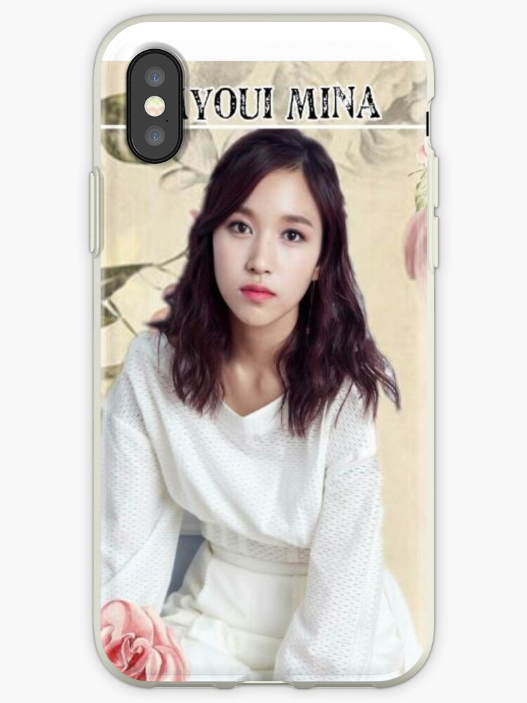 Twice Mina- Vintage Rose design by LSeren