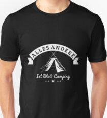kohte camping Unisex T-Shirt