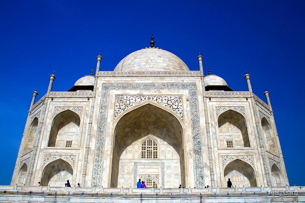 Taj Mahal by Ajay Garg