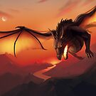 Dragon by tiphs