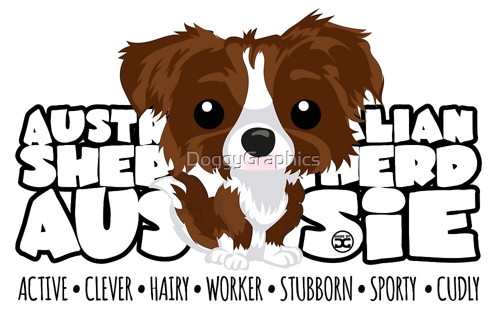 DGBigHeads - Aussie Brown by DoggyGraphics