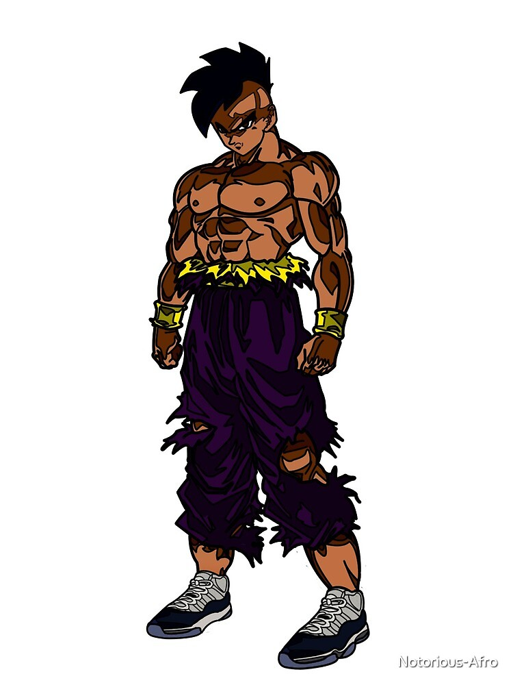 Ultra instinct Gangster by Notorious-Afro