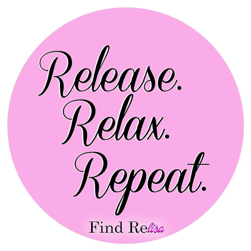Release. Relax. Repeat. Find Relisa by findrelisa