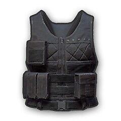 PUBG Armor Level 2 by govu
