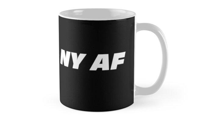 New York AF by popephoenix