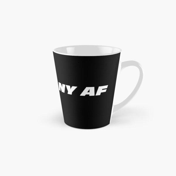 New York AF Tall Mug
