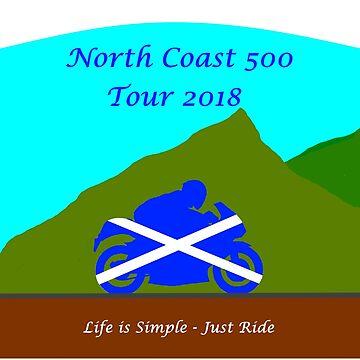 North Coast 500 Tour 2018 by DreamLizard