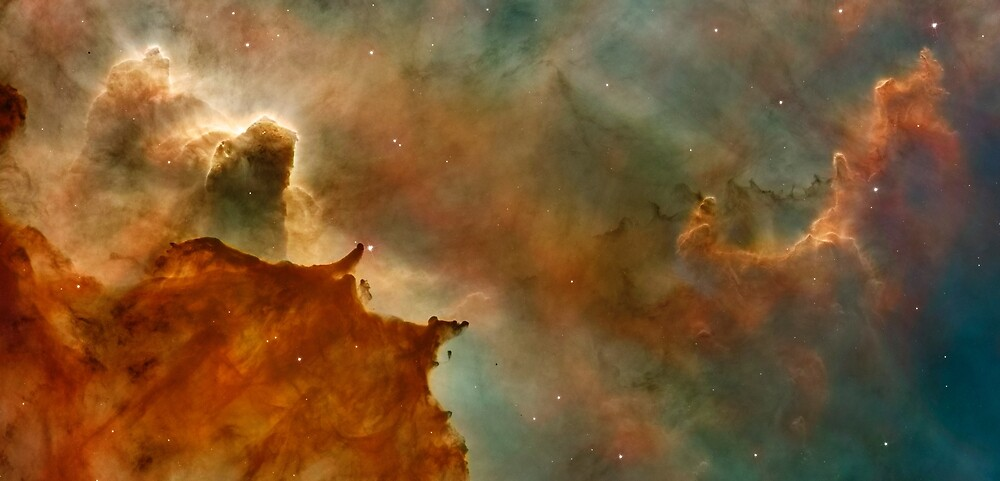Astronomy, supernova, space and nebula by simbamerch
