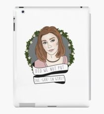 Willow Rosenberg - Spring iPad Case/Skin
