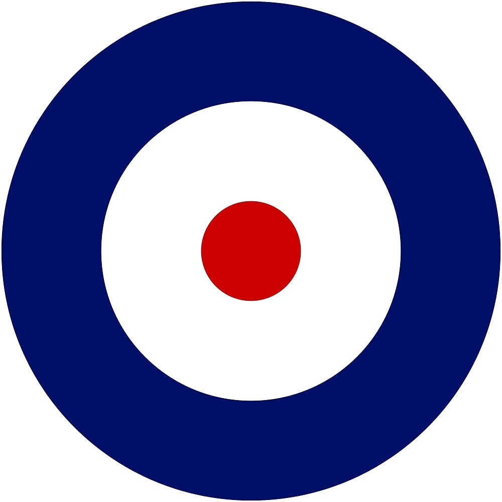 Roundel of the Royal Australian Air Force, 1921-1942 by ofmany
