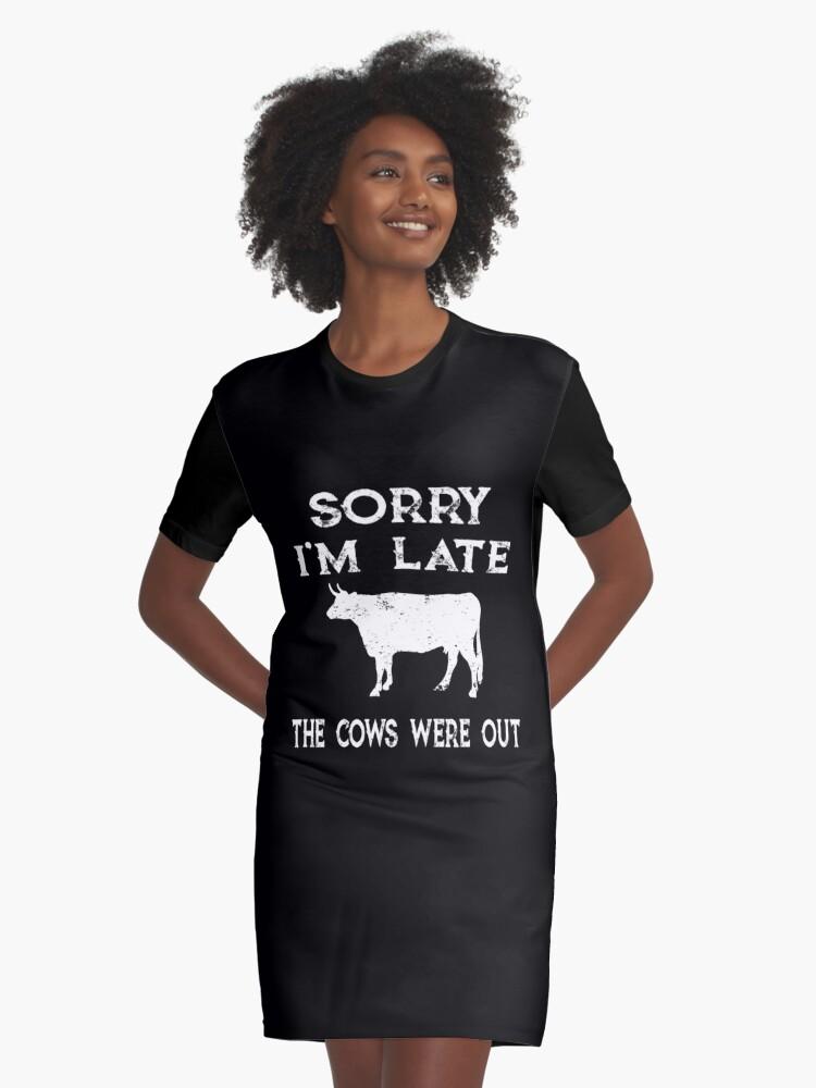 T-Shirt de vache