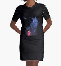Himmlisch T-Shirt Kleid
