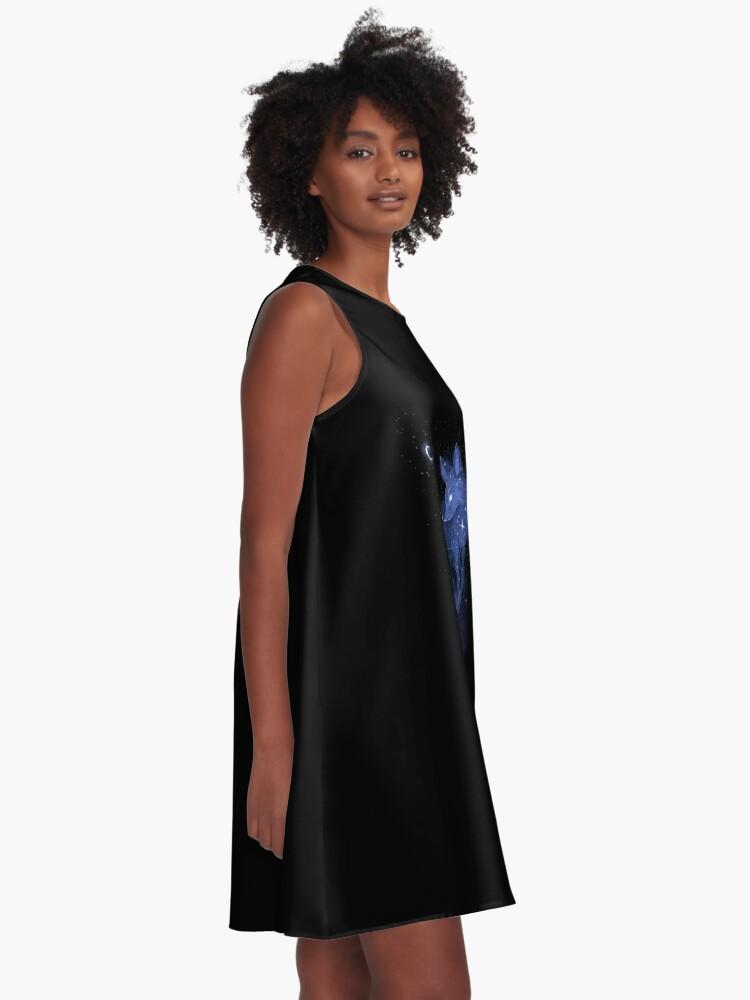 Alternate view of Celestial A-Line Dress