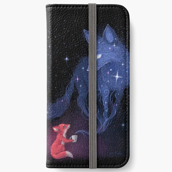 Celestial iPhone Wallet