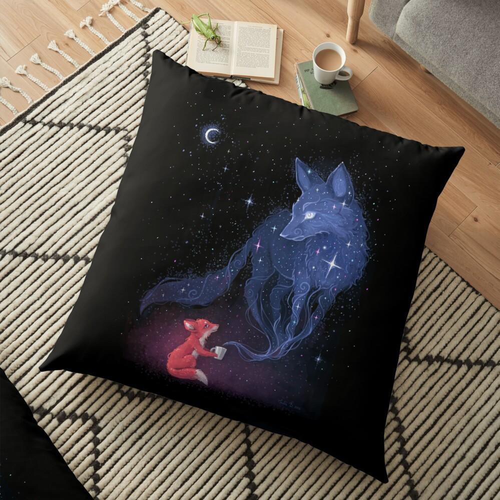 Celestial Floor Pillow