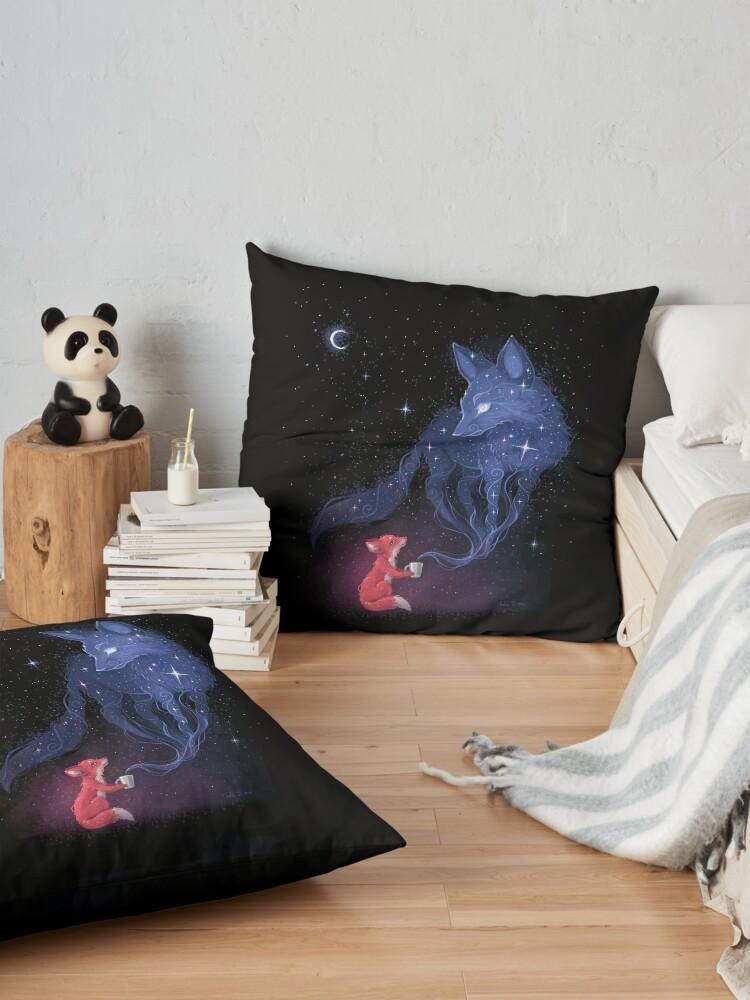 Alternate view of Celestial Floor Pillow