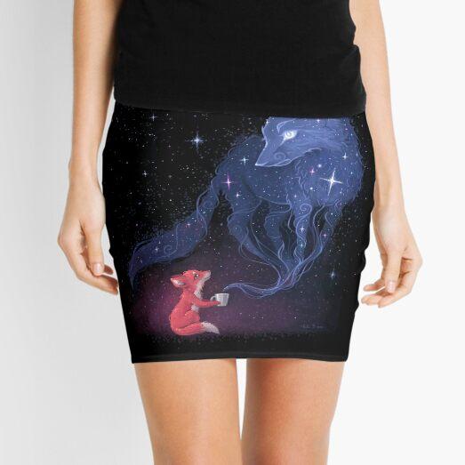 Celestial Mini Skirt