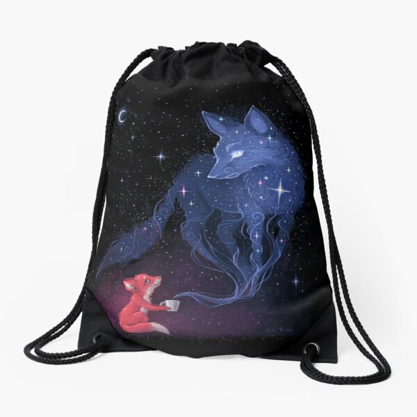 Celestial Mochila saco