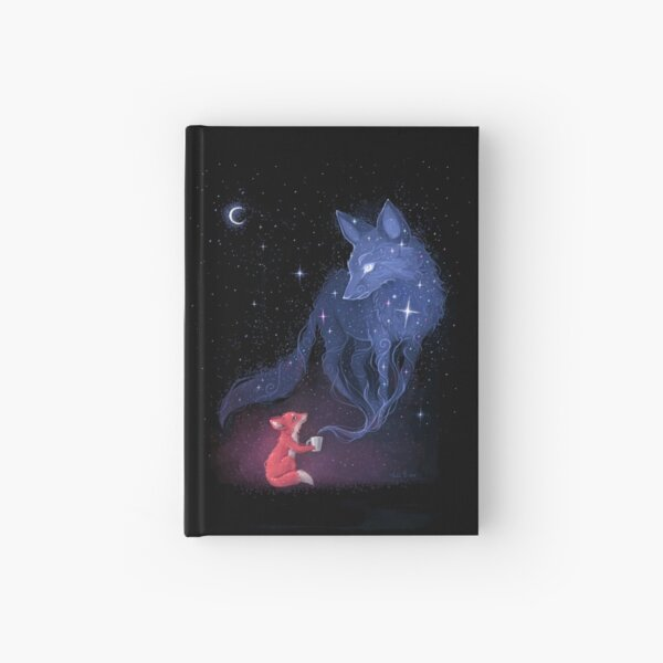 Celestial Hardcover Journal