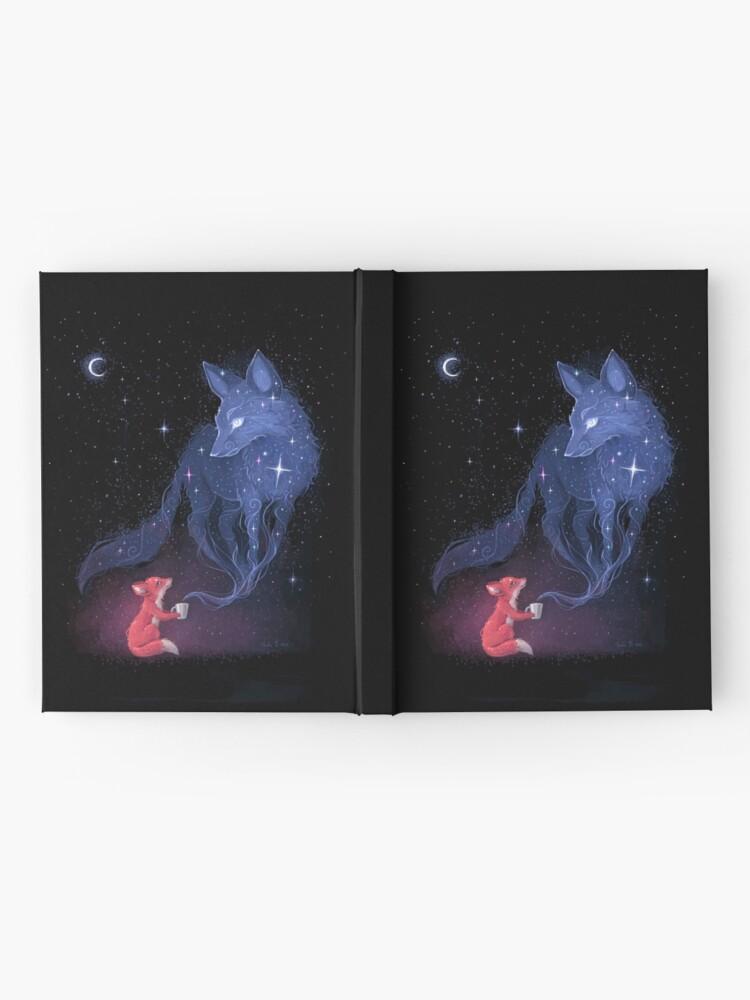 Alternate view of Celestial Hardcover Journal