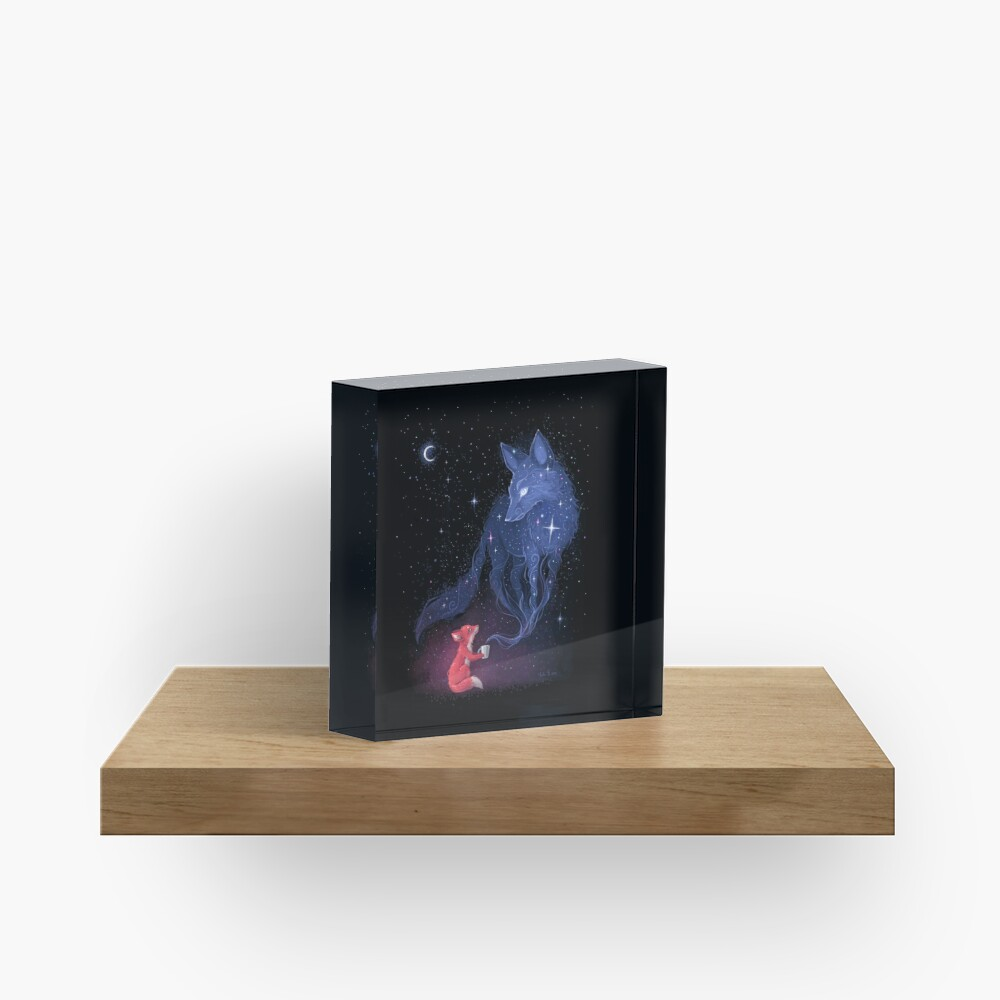 Celestial Acrylic Block