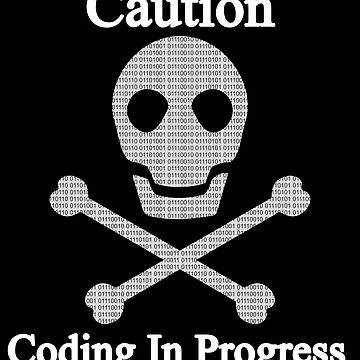 Caution Coding in Progress Skull and Bones for Programmers by gcruz1028