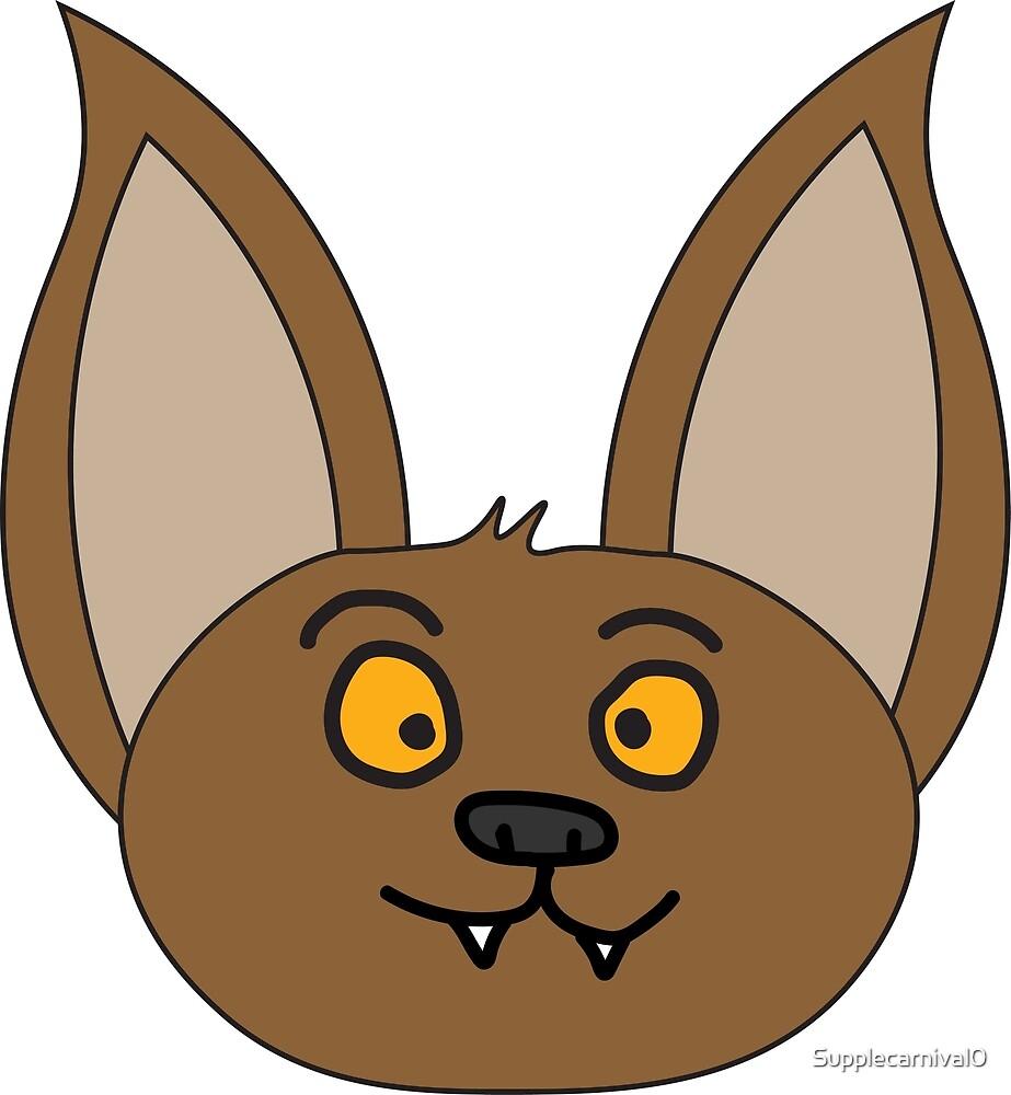 Random cartoon bat by Supplecarnival0