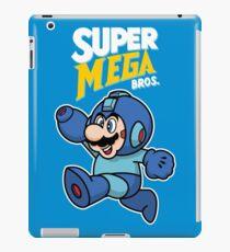 Super Mega Bros. iPad Case/Skin
